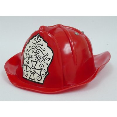 FIREFIGHTER HAT PRETEND PLAY COSTUME (DP1004)
