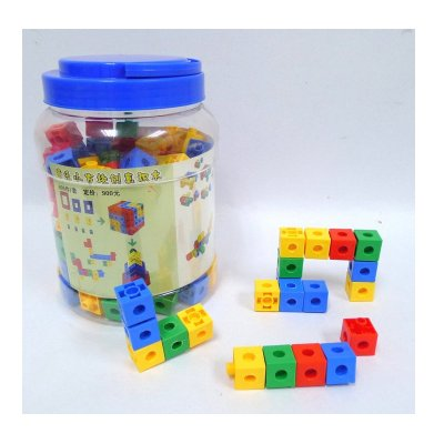 LINKING BLOCKS IN PAIL (MP2007)