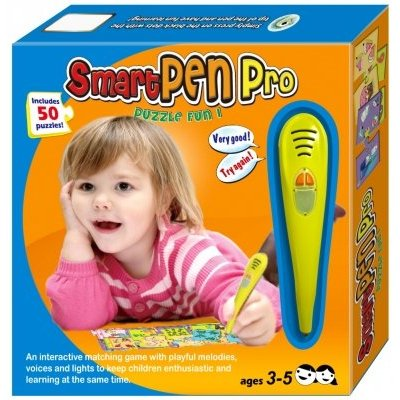 SMART PEN PRO - PUZZLE FUN I (MS4025)