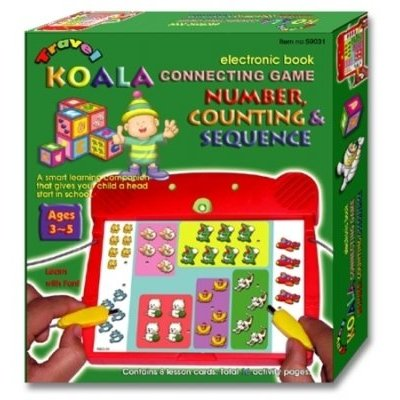 KOALA GAME - NUMBER, COUNTING & SHAPE (MS4040)