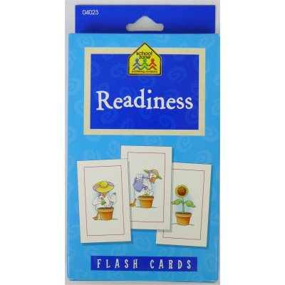 READINESS FLASH CARDS (RL6011)