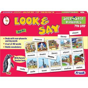 LOOK & SAY (RL6017)