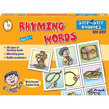 RHYMING WORDS (RL6018)