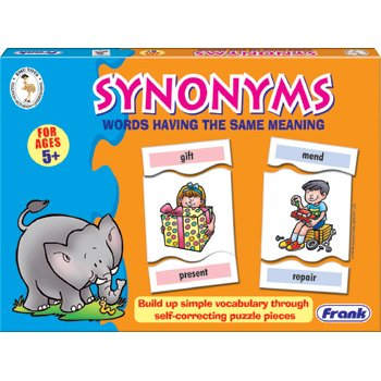 SYNONYMS : WORDS HAVING THE SAME MEANING (RL6050)