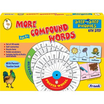 MORE COMPOUND WORDS (RL6051)