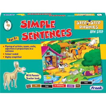 SIMPLE SENTENCES (RL6068)