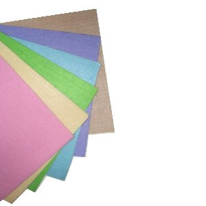 FELT FABRIC SHEETS - LIGHT COLOR (AC8053)