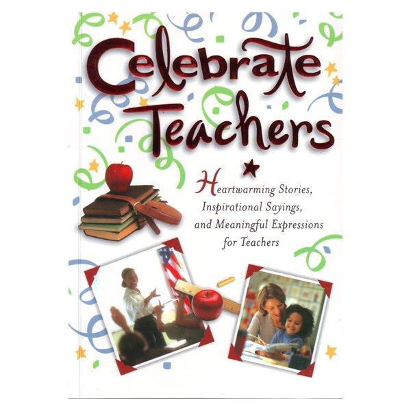 Celebrate Teachers Inspirational Book (GT5008)