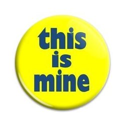 Button Pin: this is mine (GT5058)