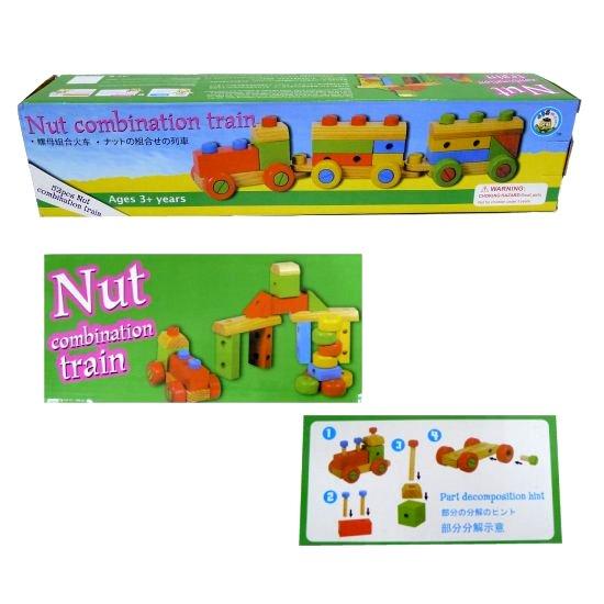 Nut Combination Train (MP2027)