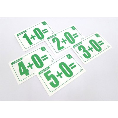 ADDDITION FLASH CARDS (MS4004)