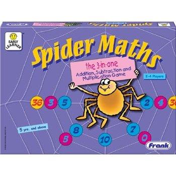 SPIDER MATHS (MS4017)