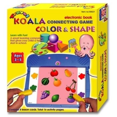 KOALA GAME - COLOR & SHAPE (MS4039)