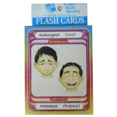 KASALUNGAT FLASH CARDS (RL6010)