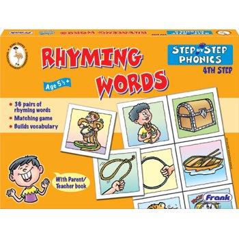 RHYMING WORDS (RL6018)