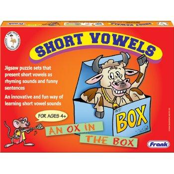 SHORT VOWELS (RL6019)
