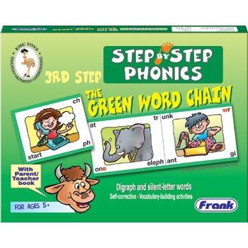 THE GREEN WORD CHAIN (RL6021)