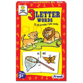 3 LETTER WORDS PUZZLE (RL6049)
