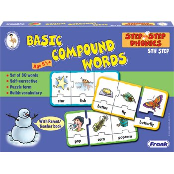 BASIC COMPOUND WORDS (RL6069)